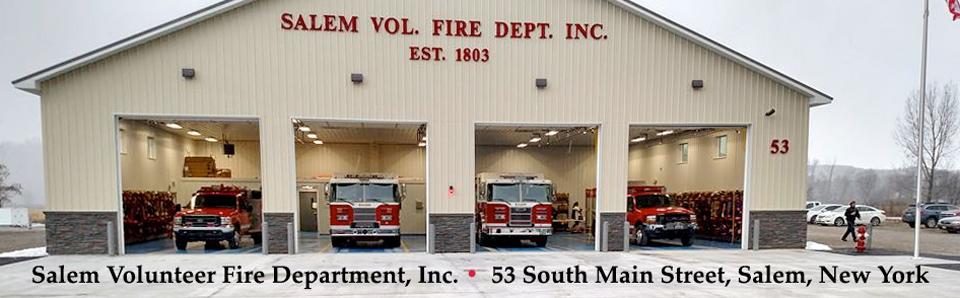 Salem Volunteer Fire Department, Inc.